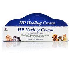 Homeopet Healing Cream 14Gm Tube at PetCareRx.com