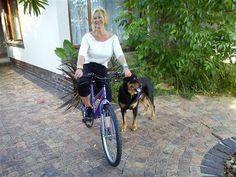 Me and my best friend Vettie my dog!