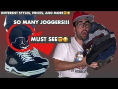 THE BEST JOGGERS FOR SNEAKERS (10 PAIRS!!) - YouTube Best Joggers, Jogger Pants, Different Styles, Forget, Good Things, Pairs, Link, Sneakers, Youtube