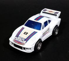 Vintage Martini Porsche #8 White Pullback Friction Race Car Die Cast Toy Vehicle - Made in Hong Kong https://treasurevalleyantiques.com/products/vintage-martini-porsche-8-white-pullback-friction-race-car-die-cast-toy-vehicle-made-in-hong-kong #Vintage #Martini #Porsche #Racing #Race #Racers #Pullback #Friction #DieCast #Toy #RaceCars #Cars #Vehicles #Autos #Automobiles #HongKong #MadeInHongKong