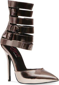 54a0a0845f4 Keyshia Cole by Steve Madden Damas Two Piece Pumps - Pumps - Shoes - Macy s