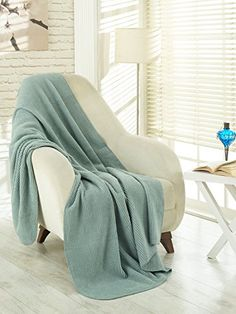 Shopping for decorative throw blankets for your home or to give? Anyone who gets a blanket like these will remember your thoughtfulness every time they use it.