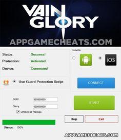 Vainglory Hack Tool