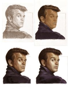 You Draw Funny: It's Only Make Believe (Conway Twitty) process
