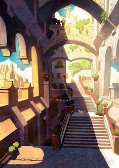 The Art Of Animation, Sayaka Ouhito