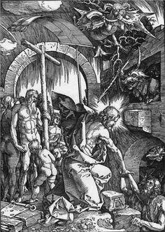 The Harrowing of Hell, Albrecht Durer