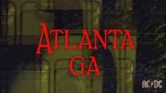 Tomorrow night the #RockOrBust Tour comes to the Philips Arena in Atlanta, GA. ACDC.com/Tour #ACDCAtlanta