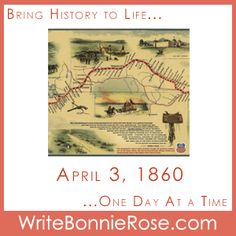 FREE Timeline Worksheet: April 3, 1860: Today we celebrate the anniversary of the first successful run of the Pony Express. Our short story concerns how Russ deals with the loss he feels when his father sells his favorite horse to the Pony Express.  - WriteBonnieRose.com Kindergarten Worksheets, Worksheets For Kids, Short Stories For Kids, Pony Express, Handwriting Worksheets, April 3, Writing Tips, Lesson Plans, Homeschooling