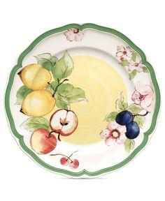 Villeroy & Boch Dinnerware, French Garden Menton Salad Plate