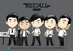 Check out Recall on ReverbNation