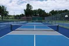 New Pickleball Courts Open. Sioux Falls Asks 'What's Pickleball?'