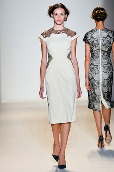 Lela Rose Spring/Summer 2014