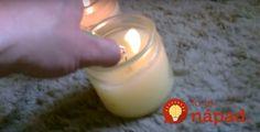 Jednoduchý trik, ako vykúriť miestnosť rýchlo a bez nákladov! Glass Of Milk, Food, Tips, Essen, Meals, Yemek, Eten, Counseling