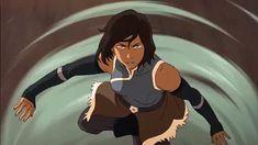 Korra | Book 4: Balance | Legend of Korra | Avatar | (gif)