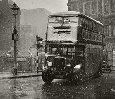 Cambridge Circus, London, 1936