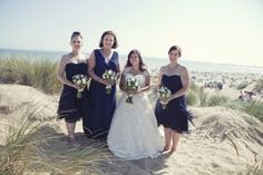 Our first featured wedding of 2013 was held at The Gallivant Hotel at Camber Sands, East Sussex. Yes despite our pebbly reputation we do have sandy beaches in.