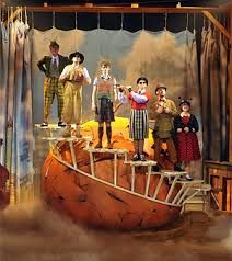 james and the giant peach play pdf
