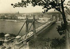 régi Erzsébet híd