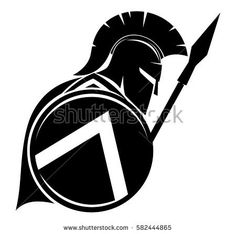 Spartan Helmet and Shield Drawing - Bing images Spartan Shield, Spartan Logo, Spartan Warrior, Shield Drawing, Helmet Drawing, Spartan Helmet Tattoo, Warrior Helmet, Rockstar Tattoo, Gladiator Tattoo