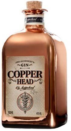 Copperhead gin | Online Kopen & Bestellen | Whisky, Gin, Vodka, Rum, Gin, Absinth, Craf beer, Wijnen