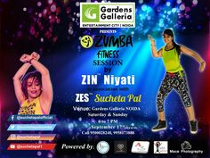 Zumba Fitness Session This Saturday And Sunday!!! #Zumba #Fitness #Workout #Dance #Aewesome
