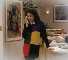 Hilary banks fashion in 2019 90s Party Outfit, 90s Outfit, 90s Fashion Grunge, Retro Fashion, 90s Grunge, Hillary Fresh Prince, Video Insta, Karyn Parsons, Princes Fashion