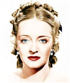 "Bette Davis in ""Jezebel""..love this movie"