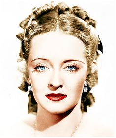 Bette Davis in Jezabel