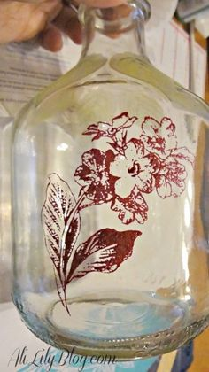 martha stewart glass paint tutorial 24