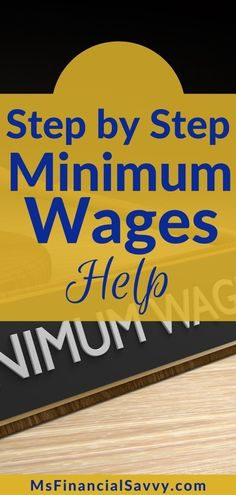 Do you ever think of the importance of minimum wage? Perhaps when minimum wage effects you, your kids, grandkids, nieces or nephews? Even your global life when Americans don't have a livable wage. Here are your solutions. #minimumwage #minimumwagesavingsplan #minimumwagequotes #minimumwagebudget #minimumwagetruths #minimumwageworkethic #minimumwageaesthetic #minimumwages #minimumwagesact #livablewage #nominimumwage #noliving #msfinancialsavvy Best Money Saving Tips, Money Tips, Saving Money, Debt Repayment, Debt Payoff, Working Two Jobs, High School Dropouts, Minimum Wage, Savings Plan