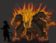 Vegerath - The Primal Feral by Acelious on DeviantArt