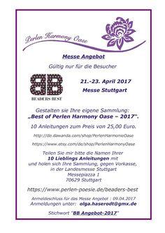 Perlen Harmony Oase: Messe Angebot BB-2017