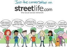 ЛОНДОН: streetlife.com, городская социальная сеть, аналог Domosite в России получила $1млн