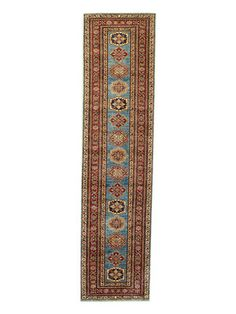 One-of-a-Kind Rugs by Bashian Fine Paki Kazak Rug