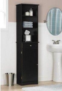 Tall Narrow Bathroom Storage Cabinet | ChoozOne