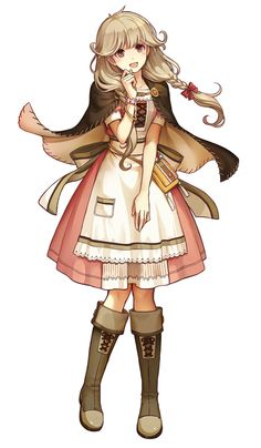 Faye from Fire Emblem: Heroes