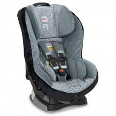 The Britax Boulevard Carseat has great saftey features, make sure to add it to your Wish Registry!