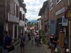 Calles de Saint-Jean-Pied-de-Port.