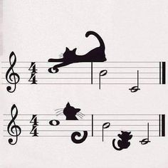 kitty cats Jazz for Cool Cats Cool Cats, I Love Cats, Crazy Cat Lady, Crazy Cats, Musical Cats, Gatos Cool, All About Cats, Cat Drawing, Cat Art