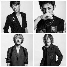 いいね!12千件、コメント19件 ― ONE OK ROCK WORLDさん(@oneokrockworld)のInstagramアカウント: 「. GQ JAPANのそれぞれのキャプションを英訳しました。 -------------------------- We translated each captions from @gqjapan…」 One Ok Rock, Takahiro Moriuchi, Pop Rocks, Visual Kei, Rock Bands, Give It To Me, Celebrities, Gq Japan, Rook