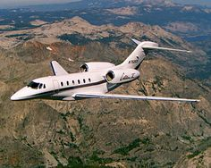 Luxury Aircraft Solutions - Super MidSize Citation X Available for Charter  www.LuxuryAircraftSolutions.com