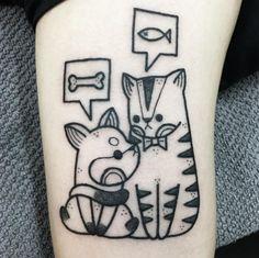 Le tatouage est un art riche et varié, qui ne cesse d'évoluer, faisant des milliers de nouveauxadeptes chaque jour. Je ne vous apprends rien en disant tou