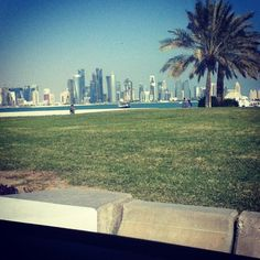 Doha. Home for the foreseeable future.