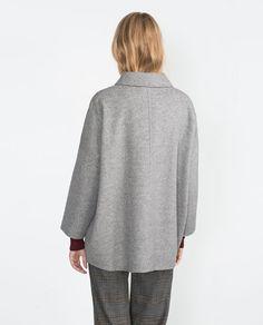 Image 5 of HAND MADE COAT from Zara