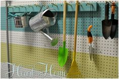 Organizing the Storage Room - All Things Heart and Home