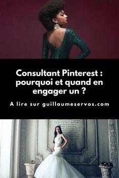 Pourquoi et quand engager un consultant Pinterest ? C'est LA question qui revient en boucle. Au menu : comment, quand et qui ? Depuis 2018, je lis tous les articles possibles et inimaginables sur Pinterest (en anglais et en français). Avec mon blog, chaque mois, je teste énormément de stratégies Pinterest. #pinterestmarketing #consultantpinterest #marketingdigital