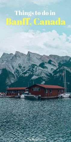 A beautiful resort town of Canada, Banff offers a plethora of things that you can indulge in on your holiday. Here are 11 things to do in Banff. New Travel, Ultimate Travel, Canada Travel, Family Travel, Group Travel, Travel Tips, Amazing Destinations, Travel Destinations, Places To Travel