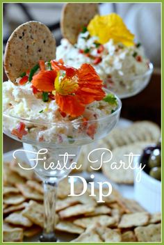 FIESTA PARTY DIP