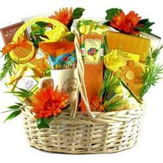 A Mother's Smile Gourmet Gift Basket