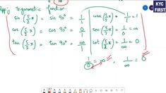 Quadrantal Angle (Trigonometry) | Mathematics Intermediate Part 1 | KYC ...
